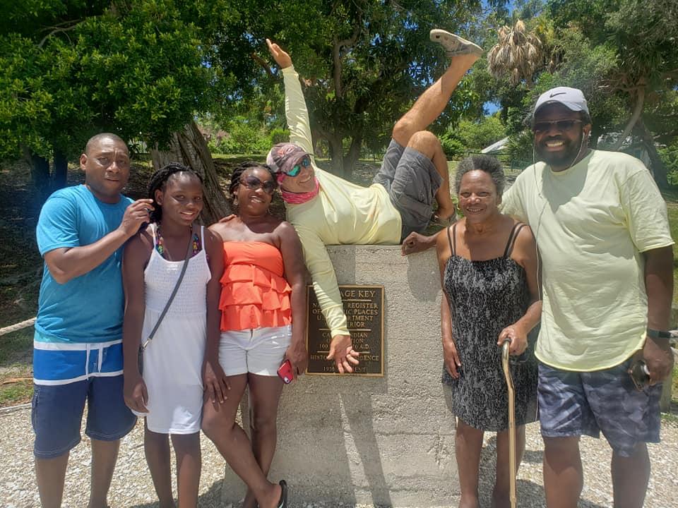 Explore Cabbage Key Boat Tour