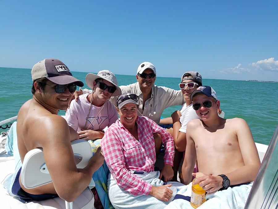 Boca Grande Boat Tour