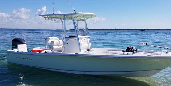 Florida Fishing 4 Reel Boat Charters
