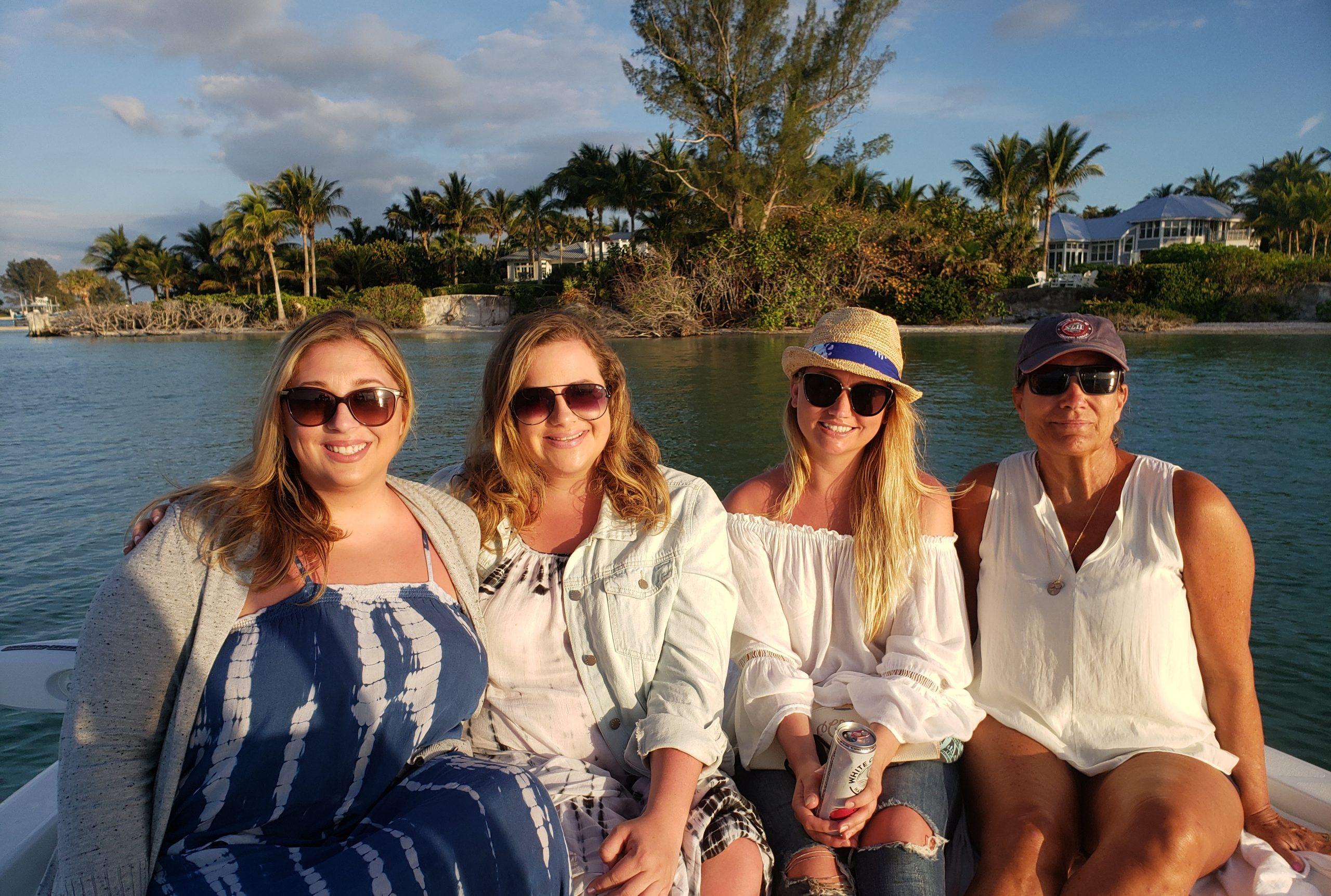 Gasparilla Island Boat Tour Sunset Cruise