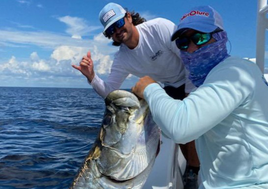 Tarpon fishing Boca Grande Florida